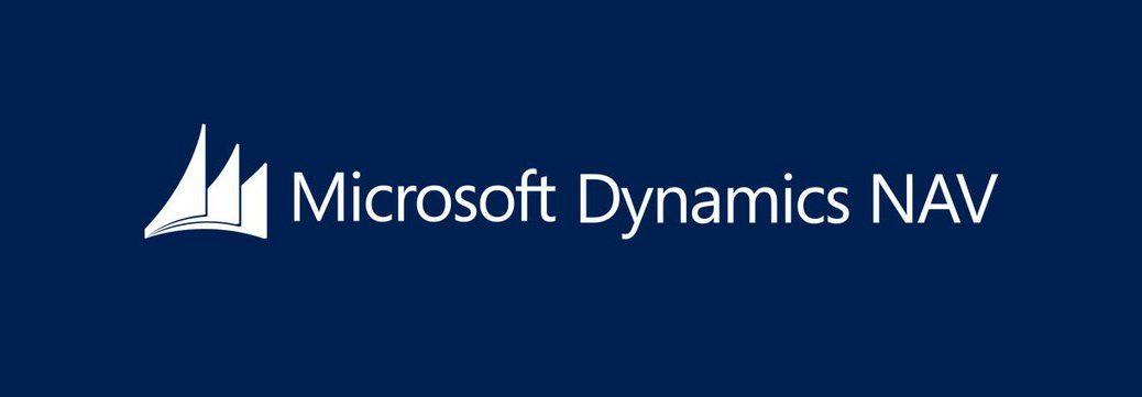 Logo Microsoft Dynamics NAV Navision